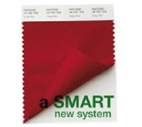 SMART Cotton Swatch Card-Pantone Color Standards