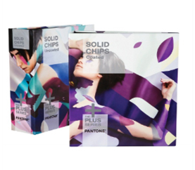 Pantone Solid Coated & Uncoated Chip Set